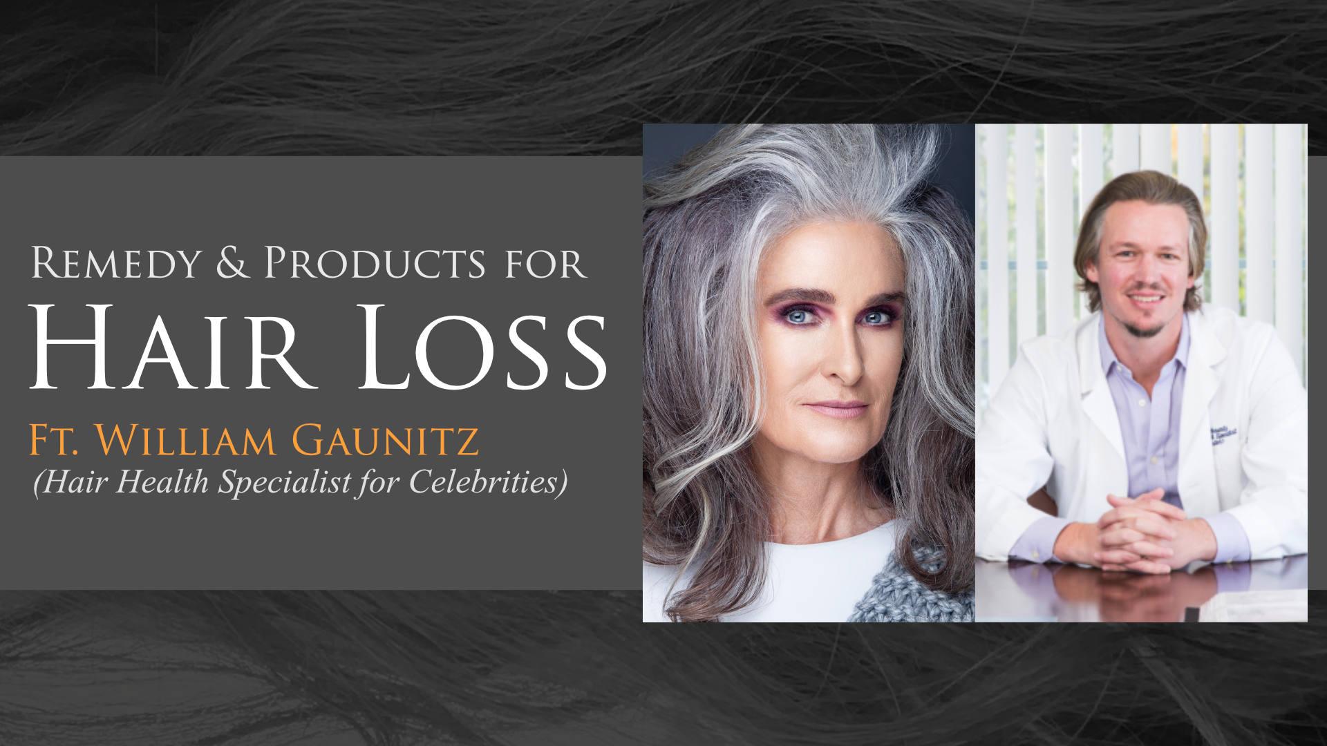 Medical Solutions For Hair Loss | Caroline Labouchere